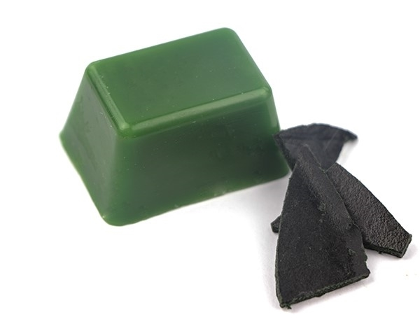 Forest Green Dye Chips Image
