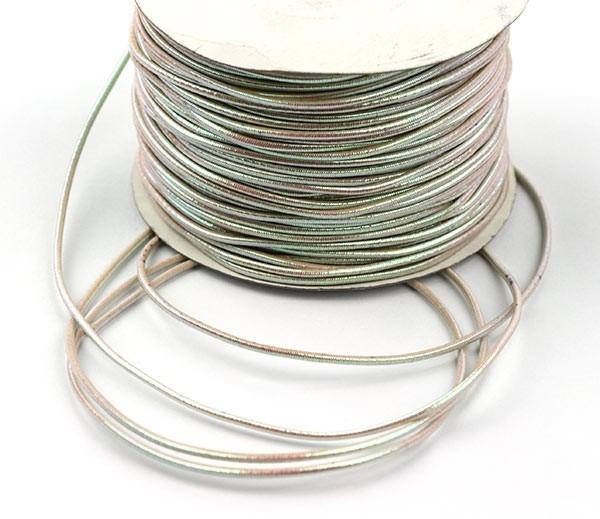 Picture of Elastic Cord - Iridescent (Per Meter)