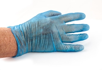 Picture of Disposable Gloves - Box of 100 - Size Large