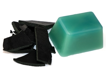 Hunter Green Candle Dye Chips Image