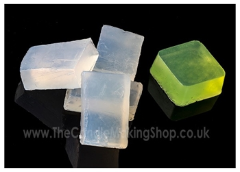 Picture of Clear Aloe Vera Melt and Pour Soap Base - Claranol