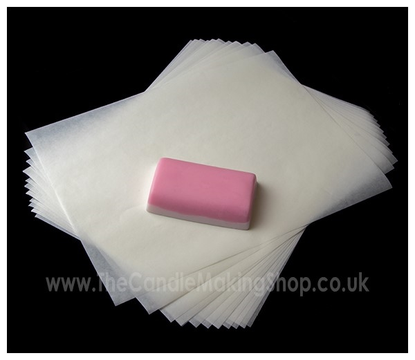 Picture of Waxed Sheets For Soap - Pack of 50