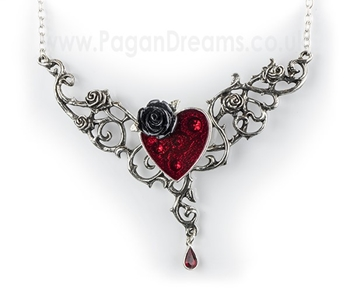 Picture of The Blood Rose Heart