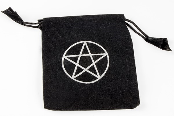Picture of Pentacle Pouch - Medium