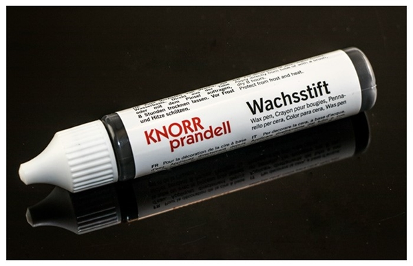 Picture of Wax Pen - Black