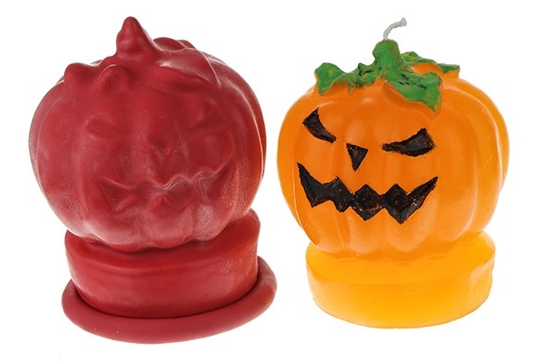 Picture of Scary Pumpkin Latex Mould