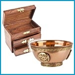 Picture for category Altar Chests & Bowls