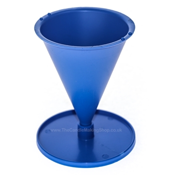 Conical Candle Mould Picture