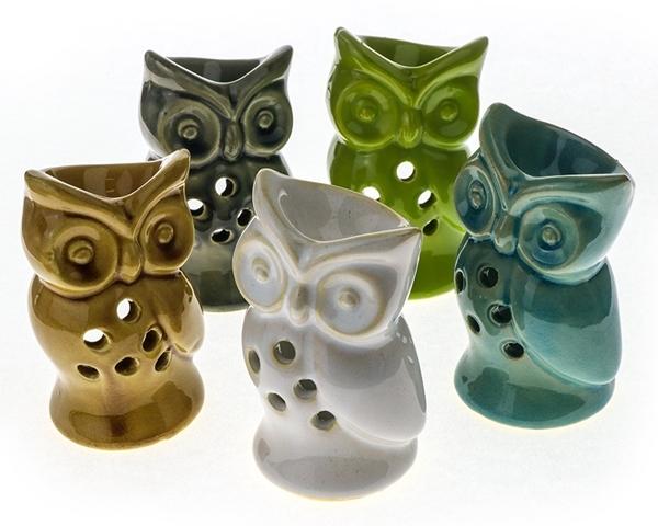 Owl Oil Burner Group Image