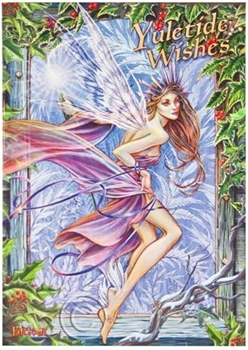 Picture of Yule Card - Frost Fairie