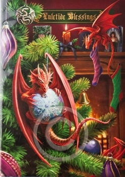 Picture of Yule Card - Little Helpers