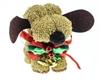 Brown Flannel Puppy Image