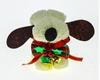 Cream Coloured Flannel Puppy Image
