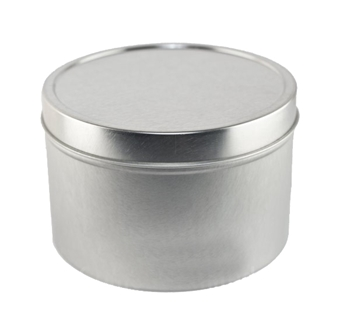 Candle Tin (Large) - Seconds