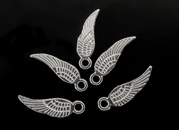 Angel Wing Charm Image