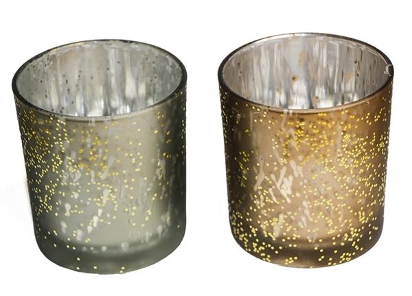 Glitter Candle Holder - Large - Image