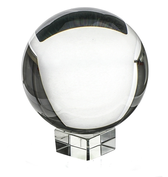 Picture of Crystal ball 100mm - Lisa Parker