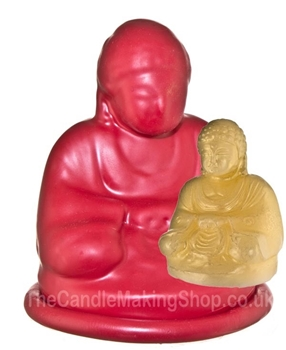 Picture of Buddha Latex Mould (Medium)