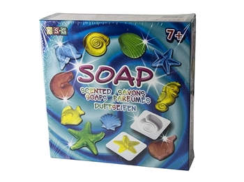 Scented Soap Making Kit Image