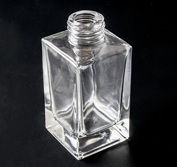 Luxury Clear Diffuser Bottle Image
