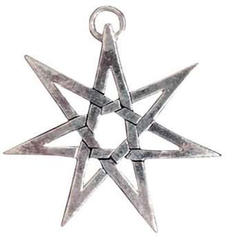 Picture of Heptagram - Protection from Hidden Danger SYL