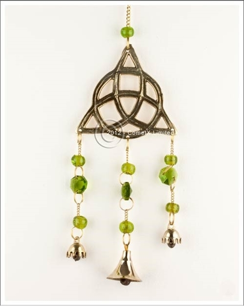 Picture of Celtic Triquetra Bell Chime SYL