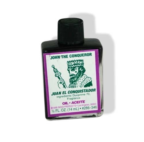 Picture of John the Conqueror Anointing Oil SYL