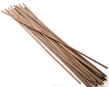 Brown Bamboo Reeds Image