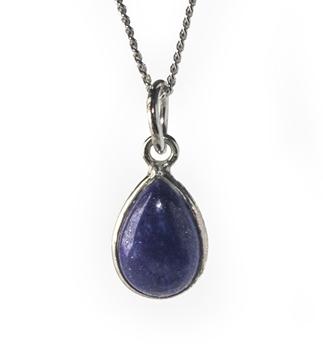 Lapis Lazuli Gemstone Pendant Image