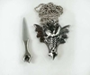 Picture of Athame - Dragon Pendant (Pewter)SYL