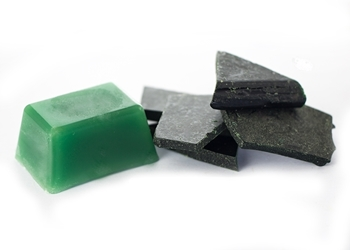 Meadow Green Candle Dye Chips Image