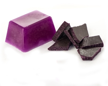 Fuchsia Pink Candle Dye Chips Image