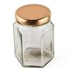 Picture of Hexagonal Candle Jar - Medium