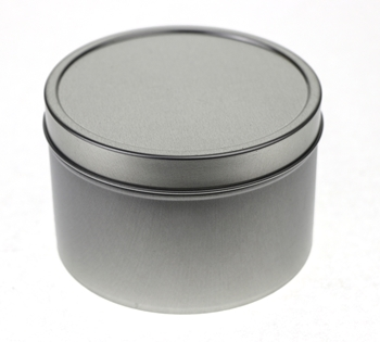 Picture of Large Candle Tin 95x62mm