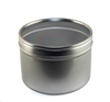Picture of very small candle tin
