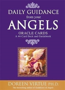 Daily Guidance From Your Angels Oracle cards image