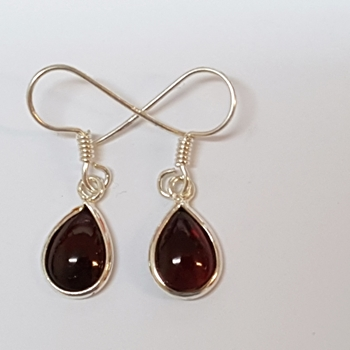 Garnet Earrings image