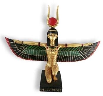 Isis Figurine image