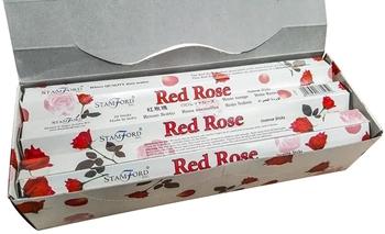 Bumper Box of Red Rose incense image