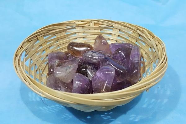 Bulk Ametrine Crystals Image