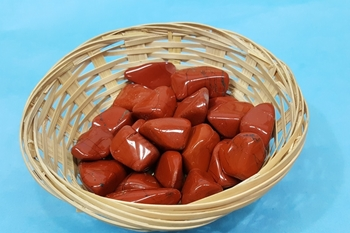 Red Jasper Crystals Image