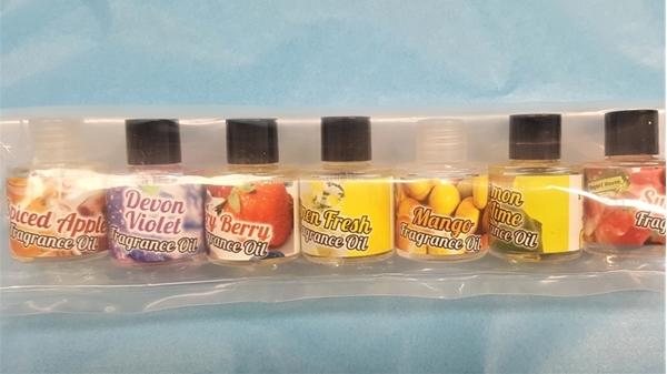 Fragrance Oil Variety Pack Image