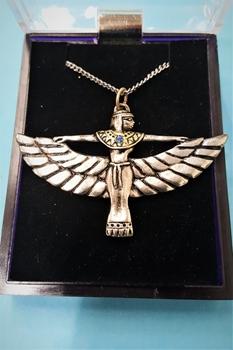 Egyptian Isis Pendant image